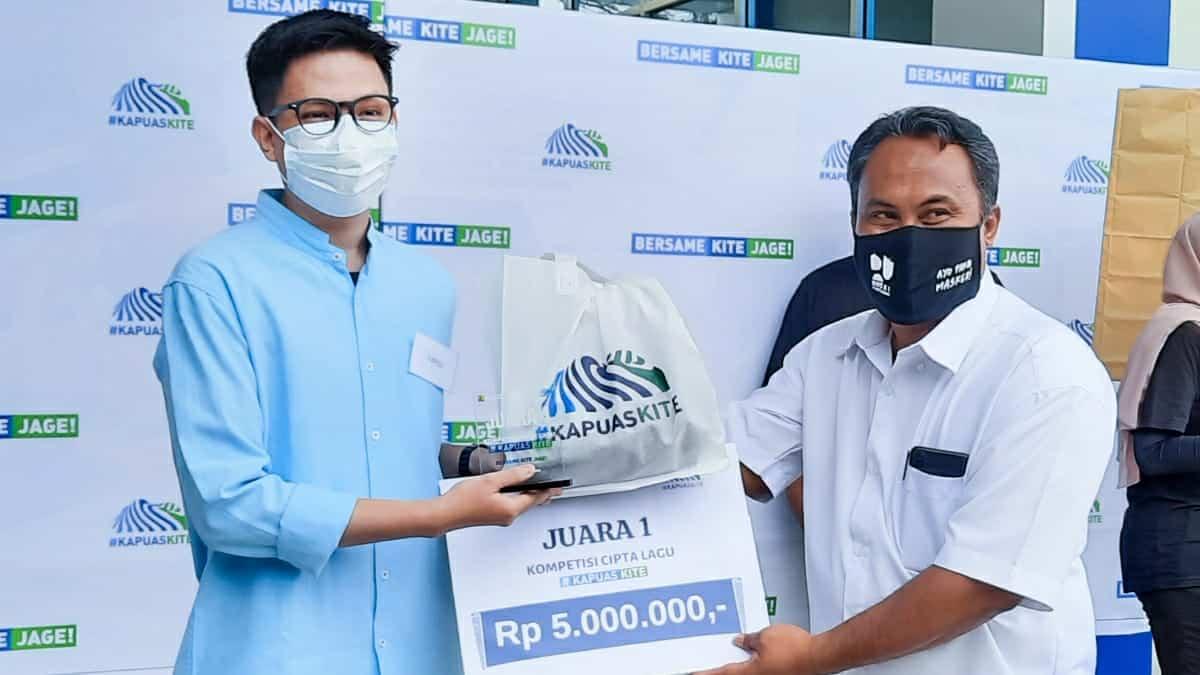 Cipta Lagu #Kapuaskite, BWS Kalimantan I: untuk Kampanye ...